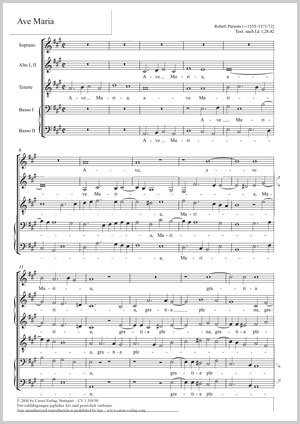 Elgar, Edward: Ave Maria