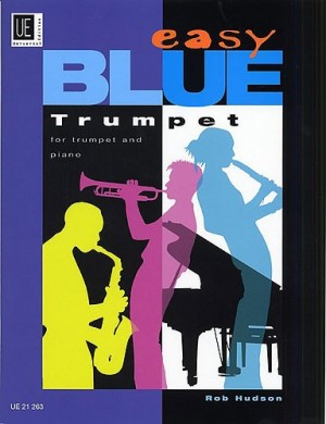 Easy Blue Trumpet (trumpet and piano)
