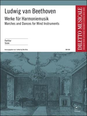 Beethoven, L v: Werke für Harmoniemusik