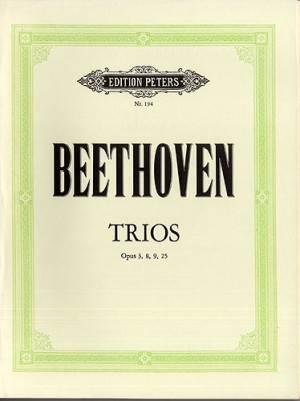 Beethoven: String Trios, complete