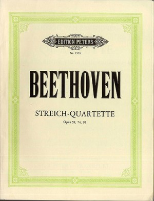 Beethoven: String Quartets, complete Vol.2