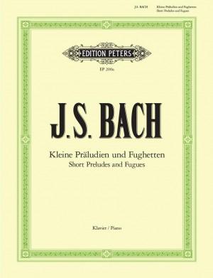 Bach, J.S: 24 Short Preludes & Fugues