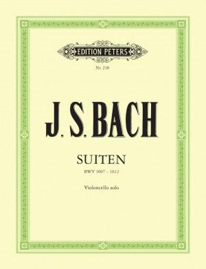 Bach, J.S: 6 Solo Suites BWV 1007-1012