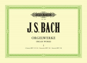 Bach, J.S: Complete Organ Works in 9 volumes, Vol.1