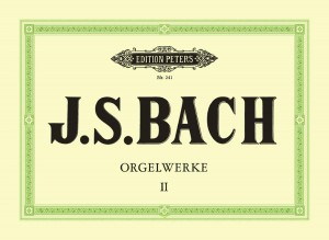 Bach, J.S: Complete Organ Works in 9 volumes, Vol.2