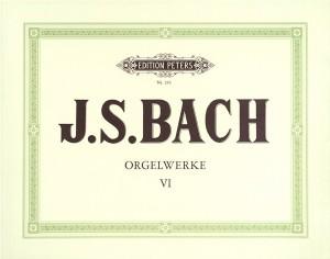 Bach, J S: Orgelwerke Band 6
