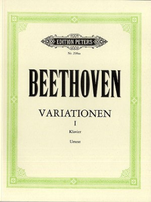 Beethoven: Variations (complete) Vol.1