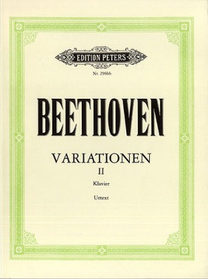 Beethoven: Variations (complete) Vol.2