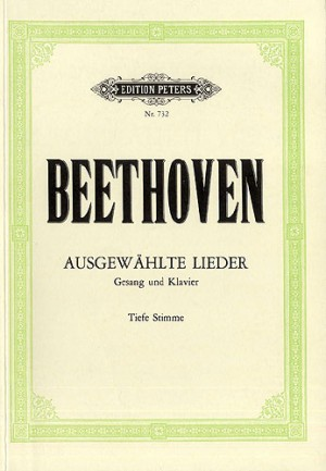 Beethoven: 30 Selected Songs