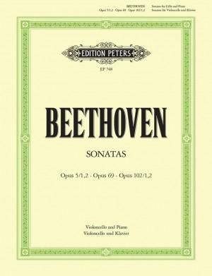 Beethoven: 5 Sonatas