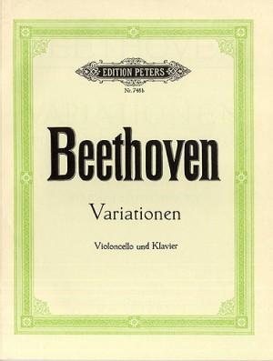 Beethoven: Variations