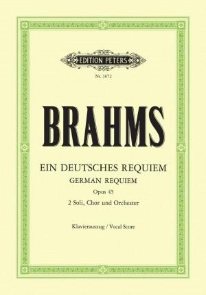 Brahms: Ein deutsches Requiem Op. 45 Product Image