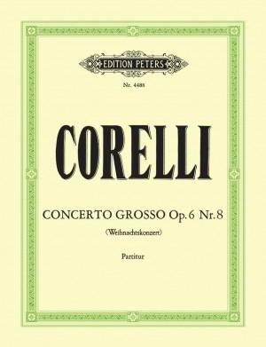 Corelli, A: Concerto Grosso No.8 in G minor (Christmas Concerto)