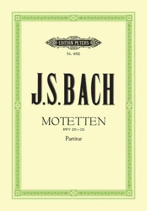 Bach, J.S: 6 Motets BWV 225-230; Chorale 'Sei Lob und Preis'