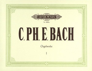 Bach, C.P.E: Selected Works Vol.1