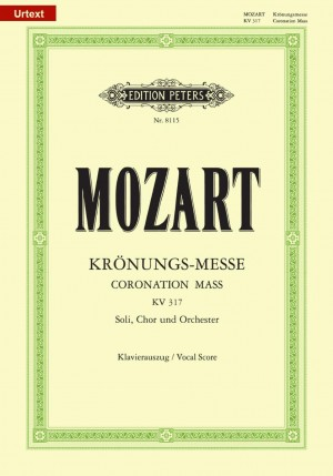 Mozart: Mass in C K317 'Coronation' Product Image