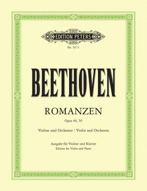 Beethoven: Romances Op.40 (G); Op.50 (F)