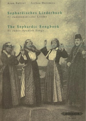 The Sephardic Songbook Product Image