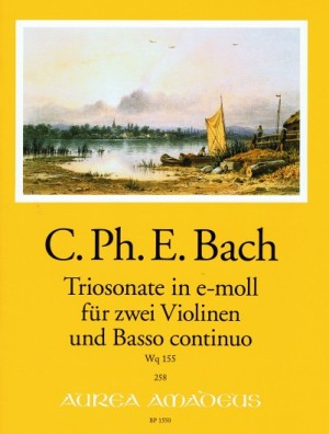 Bach, C P E: Sonata a tre
