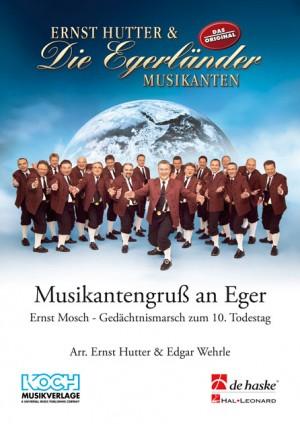 Ernst Hutter_Edgar Wehrle: Musikantengruss an Eger