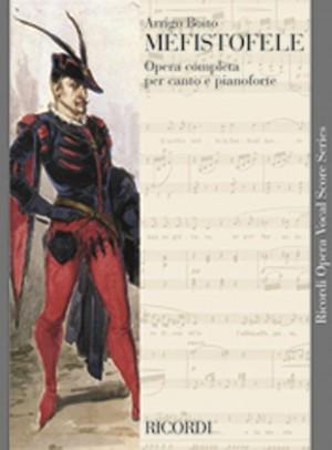Boito: Mefistofele (Italian Text)