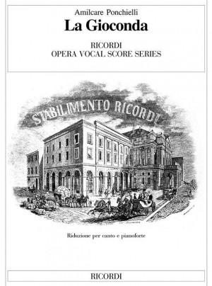 Ponchielli: La Gioconda (Italian text)