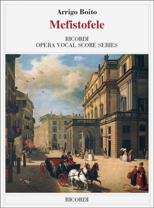 Boito: Mefistofele (English & Italian Text)
