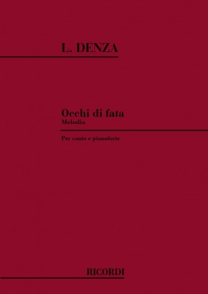 Denza: Occhi di Fata (high)