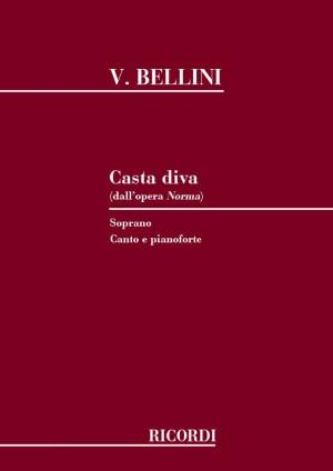 Bellini: Casta Diva (sop) Product Image