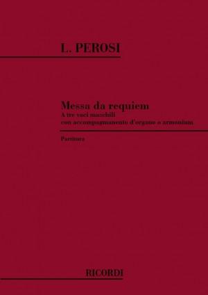 Perosi: Messa da Requiem