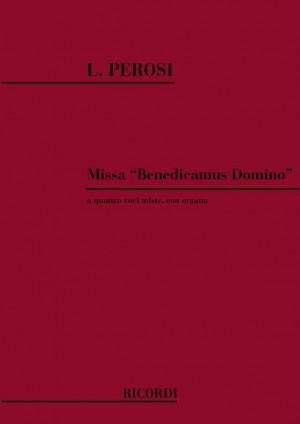 Perosi: Missa 'Benedicamus Domino'