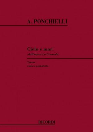 Ponchielli: Cielo e Mar! (ten)