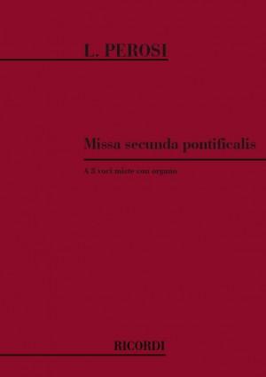 Perosi: Missa secunda pontificalis