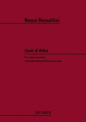 Rossellini: Canti di Rilke