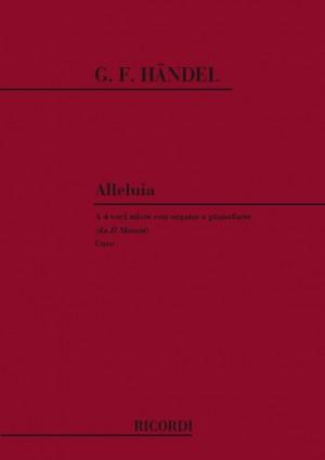 Handel: Hallelujah (Ricordi)
