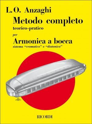Anzaghi: Metodo completo teorico-pratico per Armonica a Bocca