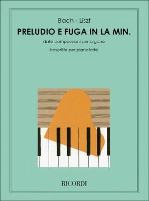 Bach: Prélude et Fugue BWV543 in A minor
