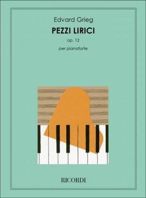 Grieg: 8 Pezzi lirici Op.12
