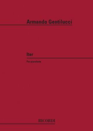 Gentilucci: Iter (1969)