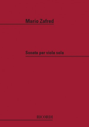 Zafred: Sonata