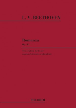 Beethoven: Romance No.2, Op.50 in F major