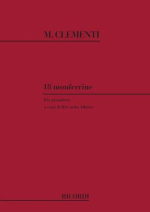 Clémenti: 18 Monferrine