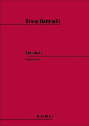 Bettinelli: 3 Pezzi (1984)