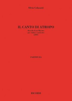 Silvia Colasanti: Il Canto Di Atropo