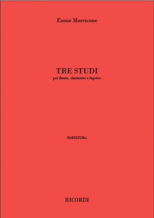 Ennio Morricone: Tre Poemi