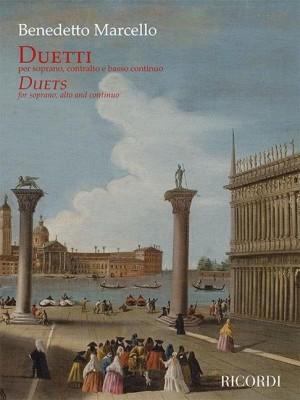 Benedetto Marcello: Duetti - Duets