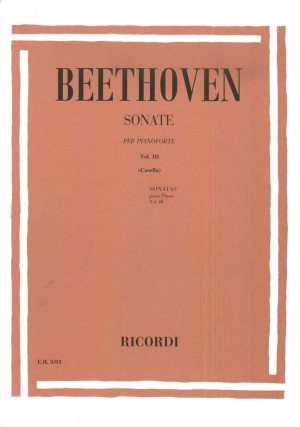 Beethoven: Sonatas Vol.3: No.24 - No.32