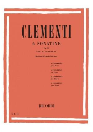 Clémenti: Sonatinas Op.36 (ed. E.Marciano)