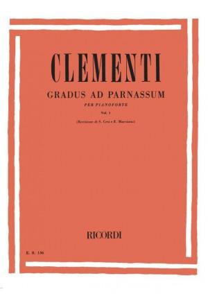 Clémenti: Gradus ad Parnassum Vol.1