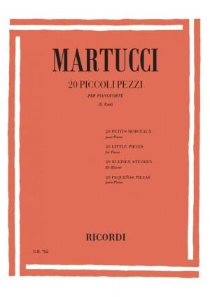 Martucci: 20 Piccoli Pezzi